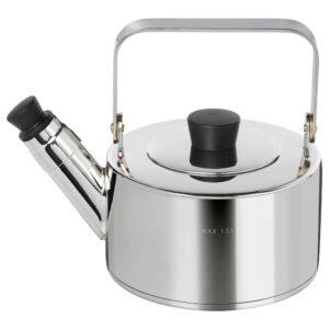 МЕТАЛЛИСК Чайник, нержавеющ сталь 1.5 л - 203.602.23