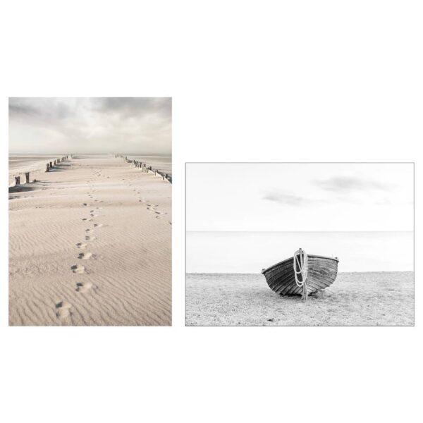 ПЬЕТТЕРИД Картина, Пляж 50x70 см - 404.914.83