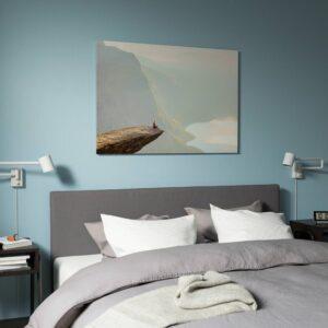 ПЬЕТТЕРИД Картина, Язык Тролля, Норвегия 100x70 см - 504.914.87