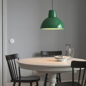 СКУРУП Подвесной светильник, темно-зеленый 38 см - 304.895.22