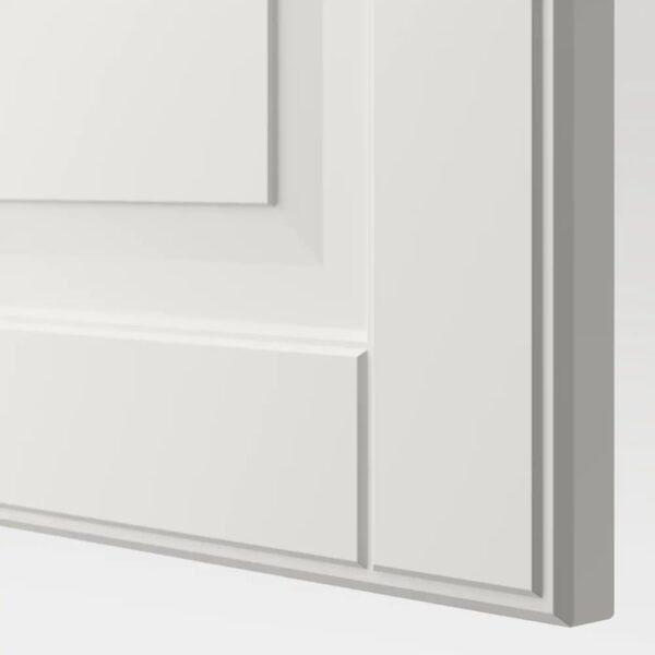 СМЕВИКЕН Дверь, белый 60x64 см - 604.682.45