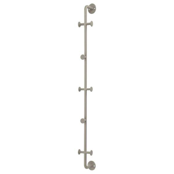 СНИГГИНГ Вертикальная вешалка с 8 крючками, бежевый - 304.769.49