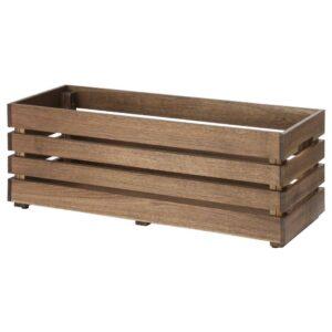 СТЭРНАНИС Ящик для цветов, для сада акация 75x27 см - 004.757.72