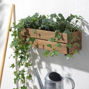 СТЭРНАНИС Ящик для цветов, для сада акация 43x15 см - 004.758.09