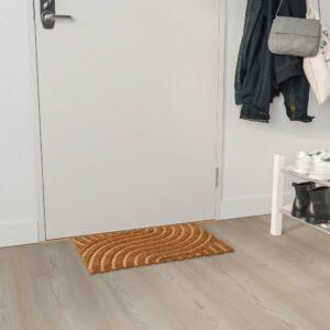 ВАЛЛЕНСВЕД Придверный коврик для дома, неокрашенный 40x60 см - 804.905.23
