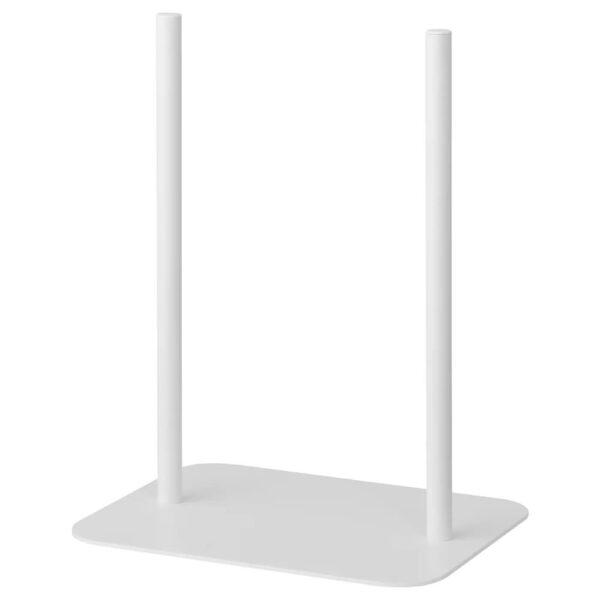 ЭЙЛИФ Экран передвижной, серый/белый 80x150 см - 993.874.65