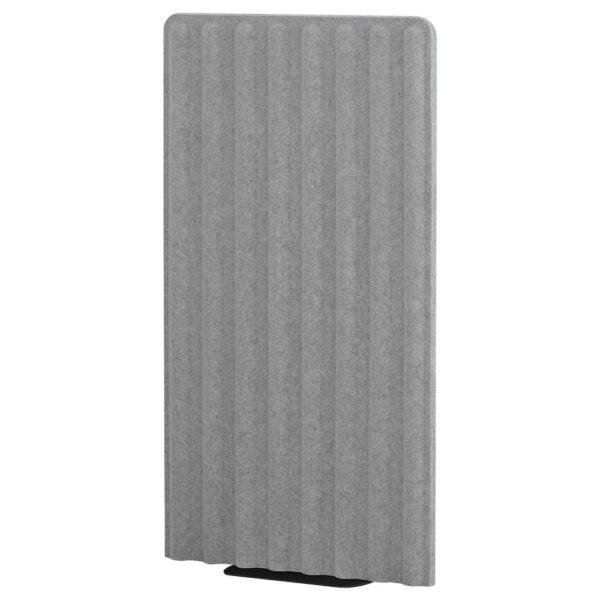 ЭЙЛИФ Экран передвижной, серый/черный 80x150 см - 193.874.74