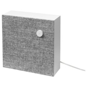 ЭНЭБИ Динамик bluetooth, белый 30x30 см - 204.014.74