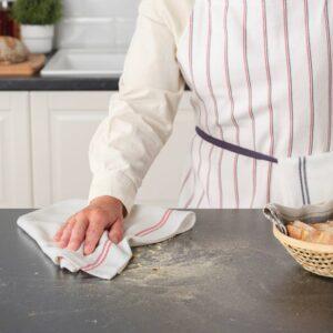 ХИЛЬДЕГУН Полотенце кухонное, красный 45x60 см - 604.840.14