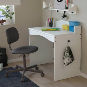 СМОГЁРА Письменный стол, белый 93x51 см - 404.898.85