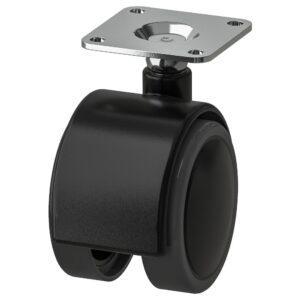 АЛЕКС Колесо, черный 50 мм - 904.806.13