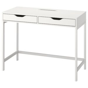 АЛЕКС Письменный стол, белый 100x48 см - 104.735.60