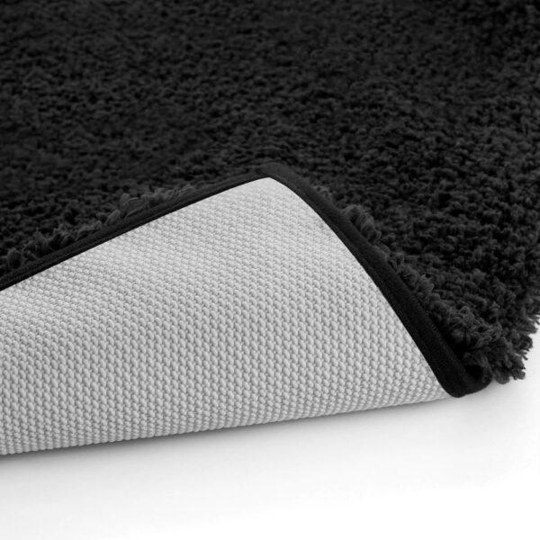 АЛЬМТЬЕРН Коврик для ванной, темно-серый 65x100 см - 204.922.14