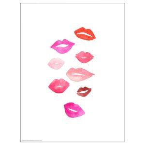 БИЛЬД Постер, Поцелуй 30x40 см - 704.956.20