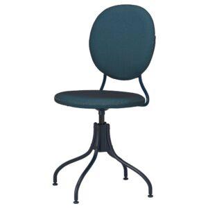 БЬЙОРКБЕРГЕТ Рабочий стул, Идекулла синий - 104.817.96