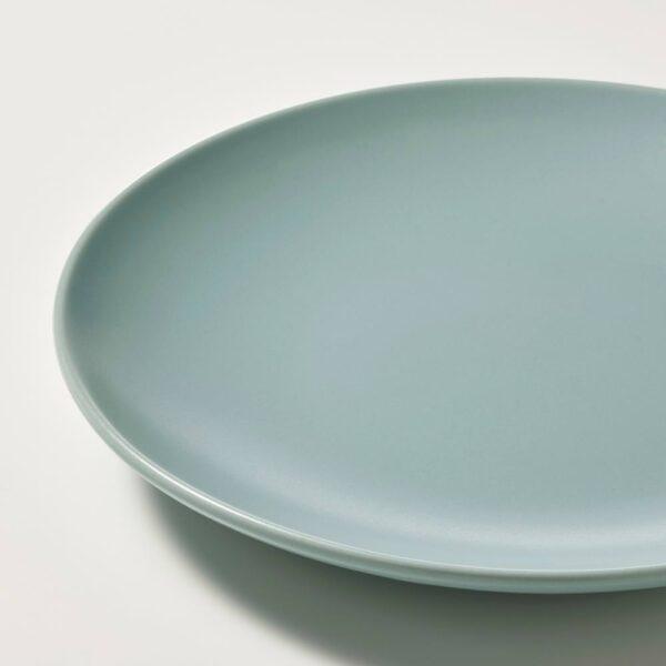 ФЭРГКЛАР Тарелка десертная, матовая поверхность светлая бирюза 20 см - 704.771.69
