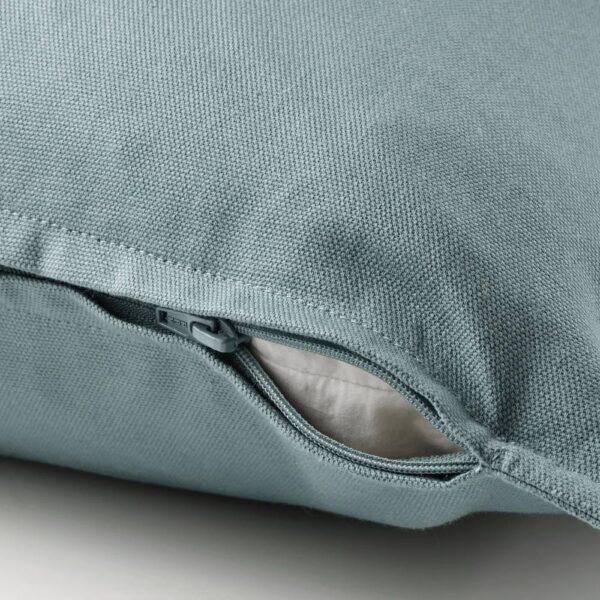 ГУРЛИ Чехол на подушку, бледно-голубой 50x50 см - 904.895.81