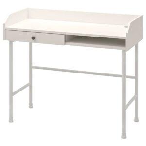 ХАУГА Письменный стол, белый 100x45 см - 504.776.79