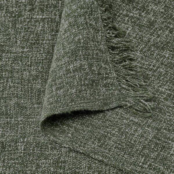ИНГРУН Плед, темно-зеленый 130x170 см - 604.927.35