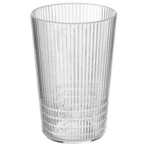 Стакан, прозрачный пластик 38 сл - 704.819.15