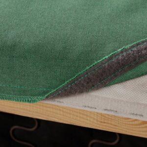 КЛИППАН Чехол на 2-местный диван, Висле зеленый - 505.069.93