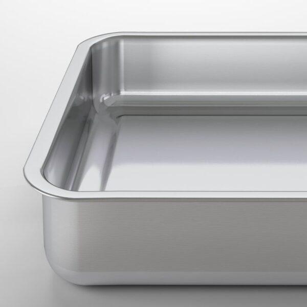 КОНСИС Форма для печи, нержавеющ сталь 34x24 см - 704.983.55