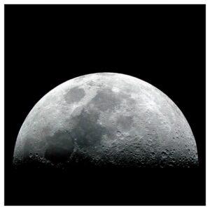 КОППАРФЭЛЛ Постер, Лунный ландшафт 49x49 см - 305.087.85