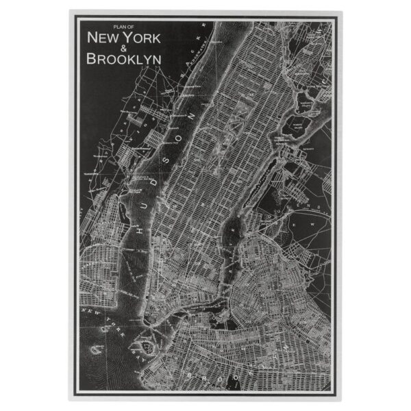 КОППАРФЭЛЛ Постер, Нью-Йорк 49x70 см - 505.087.89