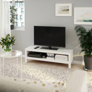 ЛАКК Тумба под ТВ, белый 120x35x36 см - 204.988.95