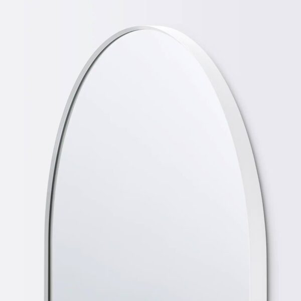 ЛИНДБЮН Зеркало, белый 60x120 см - 104.937.04