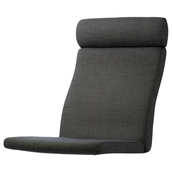ПОЭНГ Подушка-сиденье на кресло, Гуннаред темно-серый - 304.934.68