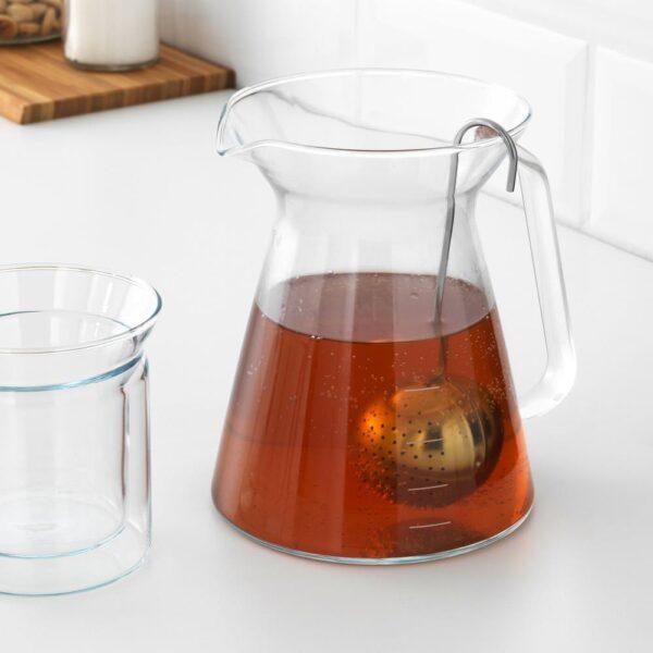РЁРЕЛЬСЕР Ситечко д/заварочного чая, нержавеющ сталь - 304.983.57