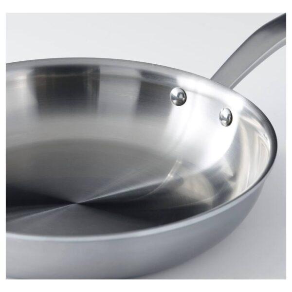 СЕНСУЭЛЛ Сковорода, нержавеющ сталь/серый 24 см - 703.792.44