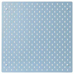 СКОДИС Настенная панель, синий 56x56 см - 604.897.14