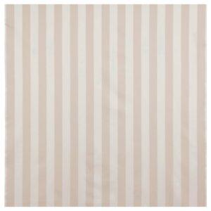СОФИА Ткань, в широкую полоску бежевый/белый 150 см - 304.927.27