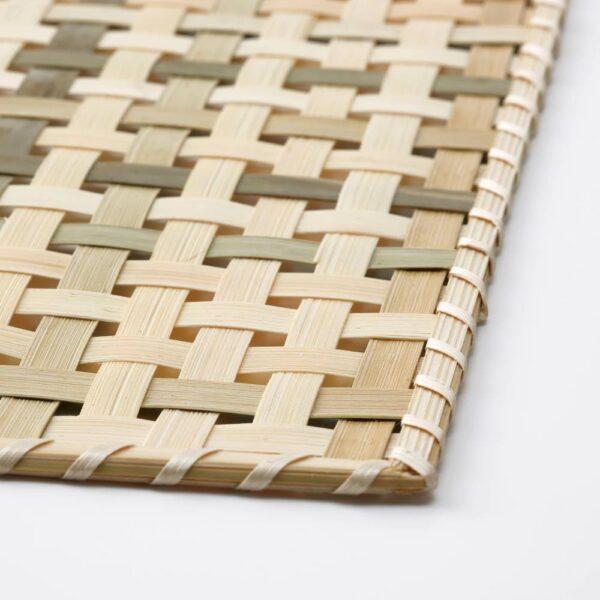 СОММАРДРЁМ Салфетка под прибор, бамбук 40x30 см - 104.905.07