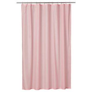 ВЭННЕОН Штора для ванной, светло-розовый 180x200 см - 104.848.08