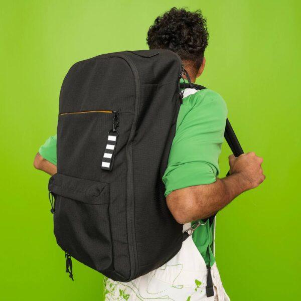ВЭРЛДЕНС Дорожный рюкзак, черный 33x17x55 см/36 л - 704.879.22