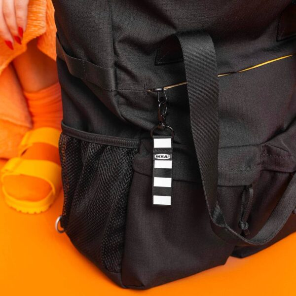 ВЭРЛДЕНС Рюкзак, черный 31x15x49 см/26 л - 704.879.17