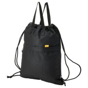 ВЭРЛДЕНС Спортивная сумка, черный 38x49 см/15 л - 404.879.14
