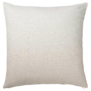 ВИДЕСПИННАРЕ Чехол на подушку, бежевый 50x50 см - 304.926.33