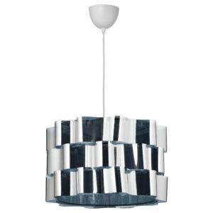 ЭЛЬВСТАРР / ХЕММА Подвесной светильник, под хром 51 см - 194.160.75