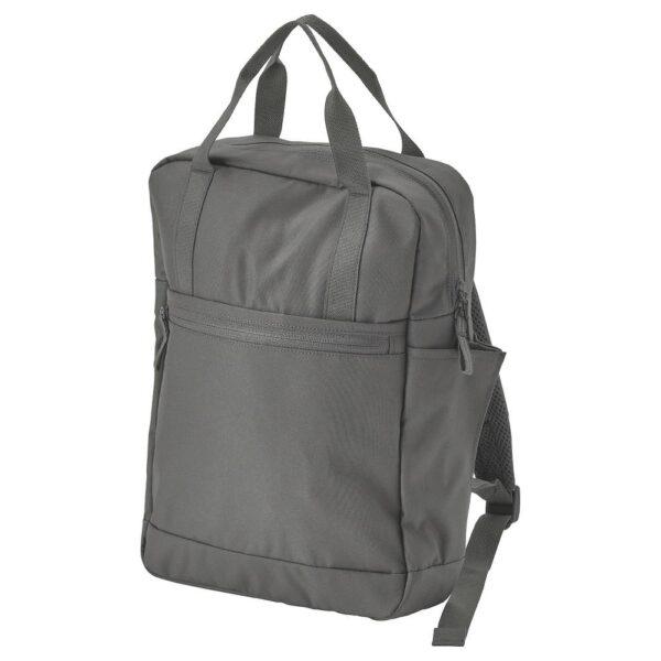 СТАРТТИД Рюкзак, серый 27x9x38 см/12 л - 404.848.83