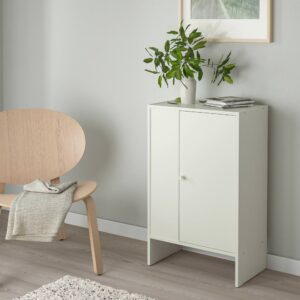 БАГГЕБО Шкаф с дверью, белый 50x30x80 см - 504.838.83