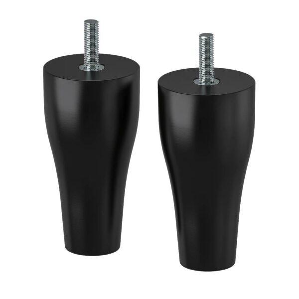 КАББАРП Ножка, черный 10 см - 804.898.69