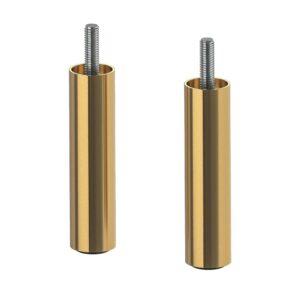 ОСАРП Ножка, желтая медь 10 см - 504.899.03