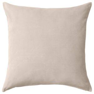 САНЕЛА Чехол на подушку, светло-бежевый 65x65 см - 105.010.30