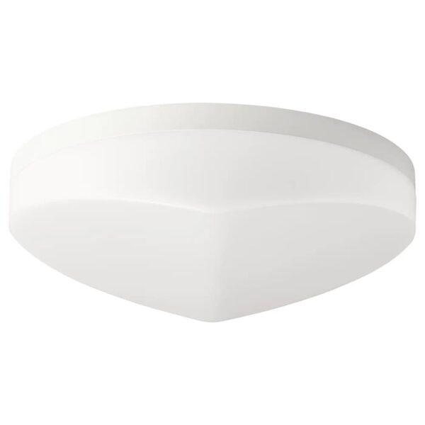 СВАЛЛИС Светодиодный потолочный светильник, белый 27 см - 003.570.71