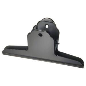 ТОТЭБО Зажим для бумаг, с магнитом, черный 14.5 см - 404.701.74