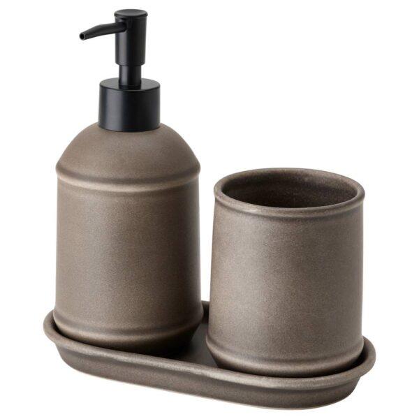 ТВОЛЬСШЁН Набор для ванной,3 предмета - 904.779.55